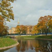 Осень 5 :: Цветков Виктор Васильевич