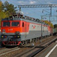 ВЛ85-118 :: Андрей Иркутский