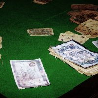 Карты, деньги... :: Александр Ч