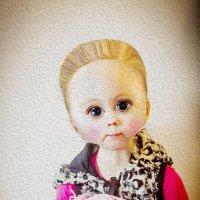 Ожившая куколка :: Tatiana Willemstein