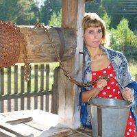 Хорошо в деревне летом.... :: Светлана Игнатьева