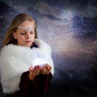 Зима близко :: Alevtina Zibareva