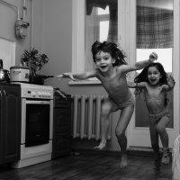 В прыжке... :: Kristina Girovka