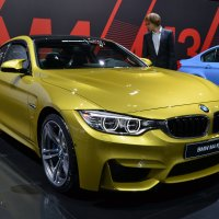 BMW M4 Coupe. Новый баварский пожиратель километров :: Борис Русаков