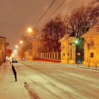 улочки старой Москвы :: sergej-smv