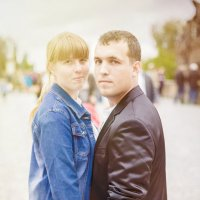 Алина и Денис :: Ekaterina Kuznecova