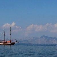 По морям, по волнам..... :: Маргарита ( Марта ) Дрожжина