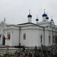 Церковь Успения Пресвятой Богородицы :: Наталья Гусева