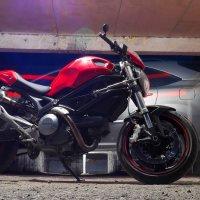 Ducati Monster 696 :: Евгений Мезенцев