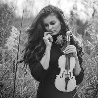 Портрет со скрипкой :: Вячеслав