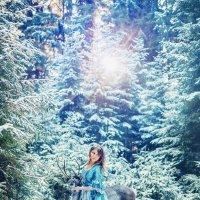 Последний танец зимы :: Ежъ Осипов