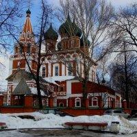 Гарнизонный храм в Ярославле :: Tata Wolf