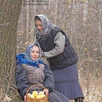 помогает платок затянуть... :: Ильназ Фархутдинов