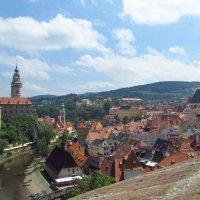 Чехия волшебная страна :: Любовь Вящикова