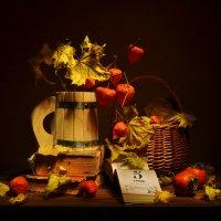 Стоял ноябрь уж у двора... :: Валентина Колова
