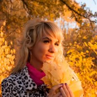Девушка Осень) :: Ksenia Sun