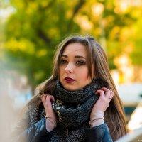 Осенний портрет :: Jenya Kovalchuk