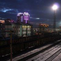Железнодорожный Вокзал :: Аркадий Тейбеш