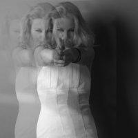 Моя первая попытка ретушировать.... :: Ульяна Гаджиева