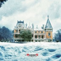 Снежный дворец :: Сергей Радин