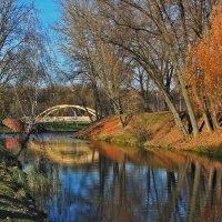Тёплая осень в Минске :: Светлана З