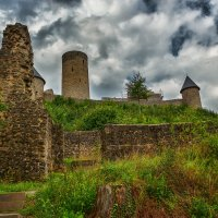 Nürburg Burgruine (Germany) :: Nerses Davtyan