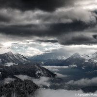 Швейцарские Альпы :: Максим Апрятин