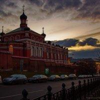 Храм во имя Казанской Иконы Божией Матери в Богородице-Рождественском монастыре :: Ирина Терентьева