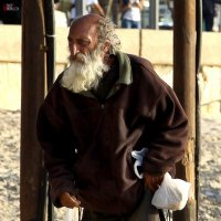 Моисей уже не тот. :: Сергей Михайлов
