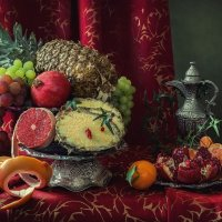 С фруктами :: Ирина Приходько