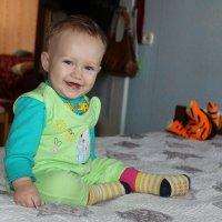 ребенок :: Андрей Кирюхин