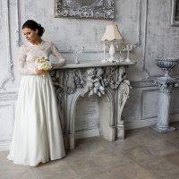 Свадебная съёмка в интерьерах.(Студия) :: Александр Лейкум