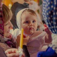 крещение :: Анастасия Хоптяная
