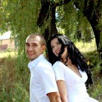 Рома и Лена :: Сергей Касимов