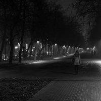 Туманный город :: Микто (Mikto) Михаил Носков