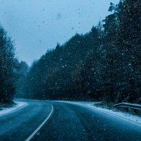 Первый снег :: Егор Астахов