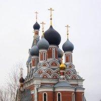 Бердский кафедральный собор . Осень . :: Мила Бовкун