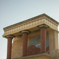 дворец царя Миноса :: Scolette 1986
