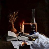 И горели ноты... :: Ольга Синегубова