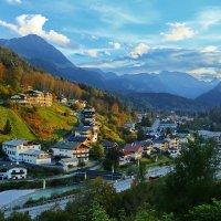 Берхтесгаден (Berchtesgaden) Приальпийский городок :: Walter