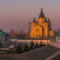 Нижний Новгород. Собор Александра Невского. :: Максим Баранцев