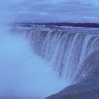 Ниагарский  водопад. Ноябрь 2013 г. /№2/ :: Валерий