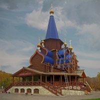 Храм в честь иконы Божией Матери Умиления :: leoligra