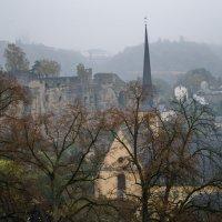 Вид на Люксембург :: Witalij Loewin