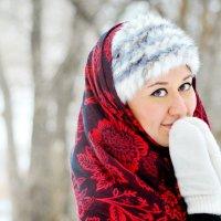 зимушка зима :: Наталья Слисаренко