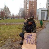 Сторож станции м. Южная (2) :: Олег Россаль