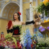 Праздник цветов 85 :: Цветков Виктор Васильевич