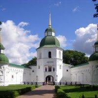 Спасо-Преображенский монастырь. :: Андрий Майковский