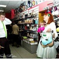 свадьба Алексея и Светланы :: Наталья Мерзликина