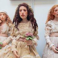 Куклы от Михаила Зайкова. :: Ирина